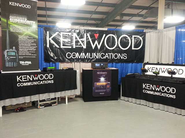 Kenwood display
